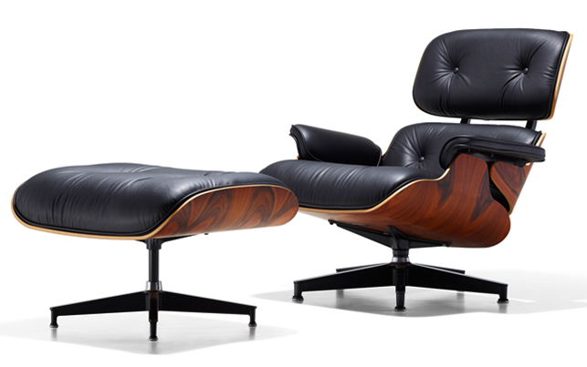 Eames-Lounge-Black-with-Cherry