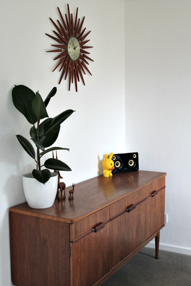 My sideboard is not for sale BTW!