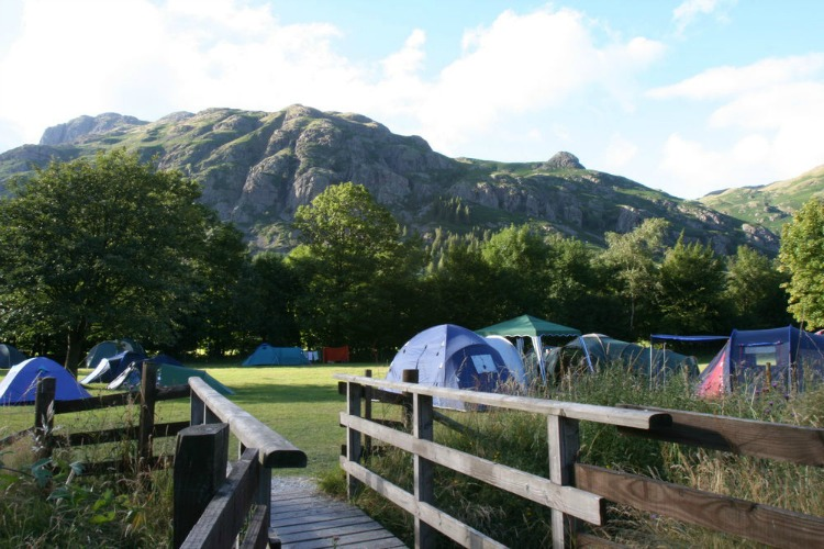 Image from cool camping.co.uk