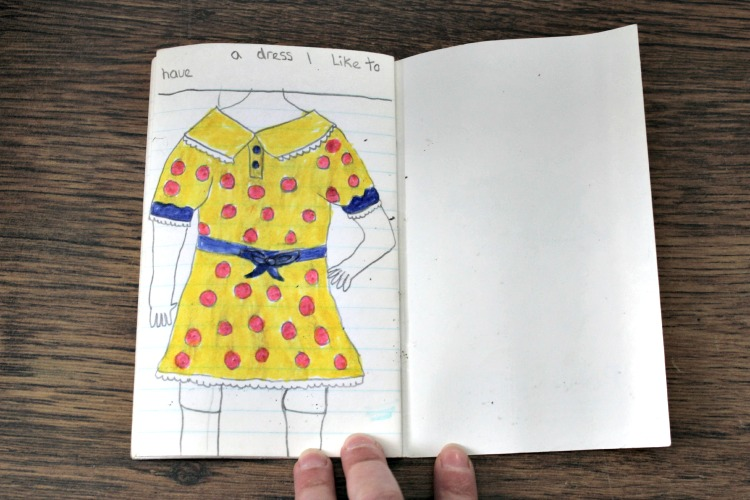 Finally, proof that I was an aspiring indy cindy from an early age. Yellow - check, polka dot - check, cute girly collar - check! Either that or I got my fashion tips from Mr Blobby!