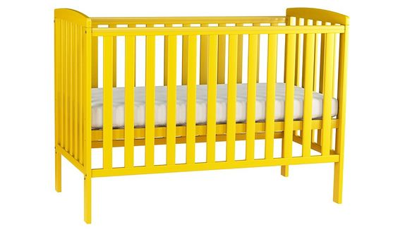 His cot. Image from direct.asda.com